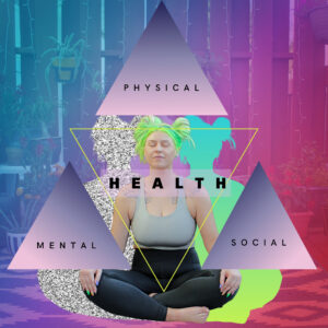 three categories of self care and health